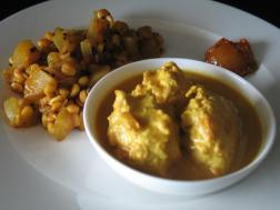 photo of Goan Meat Ball Curry