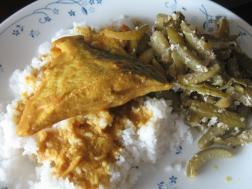 photo of Mangalore Roce Curry with Pomfret