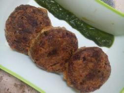 photo of Kheema Cutlet