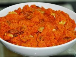 photo of low calorie gajar ka halwa