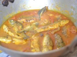 picture of : Maacher Jhol ( Bengali Fish Curry)