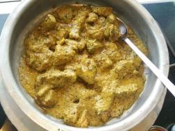 photo of dahi maacha (fish with curd)