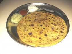 photo of oil free aloo paratha recipe