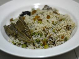 picture of Peas Pulao (Rice cooked with peas)