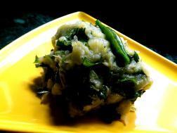 photo of sem aur aloo ka bharta ( indian flat beans / lima beans and potato mash)
