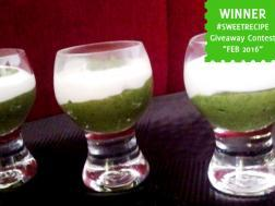 photo of spinach mousse surprise