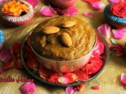 photo of weetbix halwa
