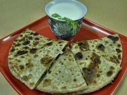 photo of Bedmi parantha (Final presentation)
