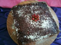 photo of Cupid chocolate cake