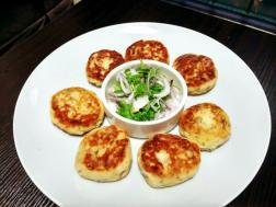 photo of dahi ke kebab (pind balluchi style)