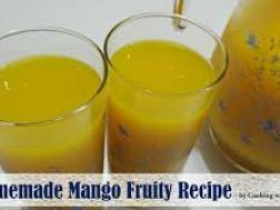 photo of my mango recipe