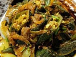 photo of bhindi do pyaza