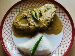 photo of aamra fish curry