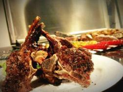 Picture of : Tandoori Mutton  (Barbecued Indian Lamb Chops)