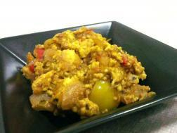 Picture of : Kadai Paneer Bhurji, secret Indian recipe