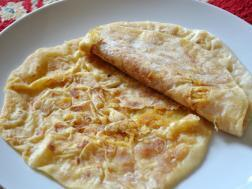 Puran Poli (Soft Indian Flat Bread with sweet jaggery stuffing)