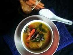 photo of Mutton Leg Soup
