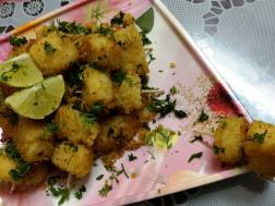 photo of Pan Tossed Rawa Dhokla