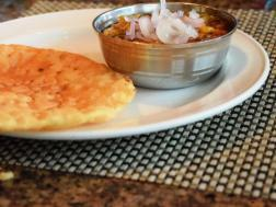 photo of rhomesecret recipe: sindhi dal pakwan (mixed lentils served with thin fritters)