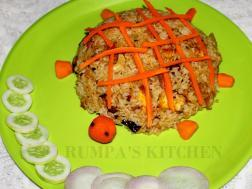 photo of The Royal Pilaf / Nawabi pulao