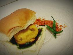 Pic Of: Vada Pav